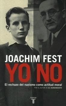 YO NO, de Joachim Fest